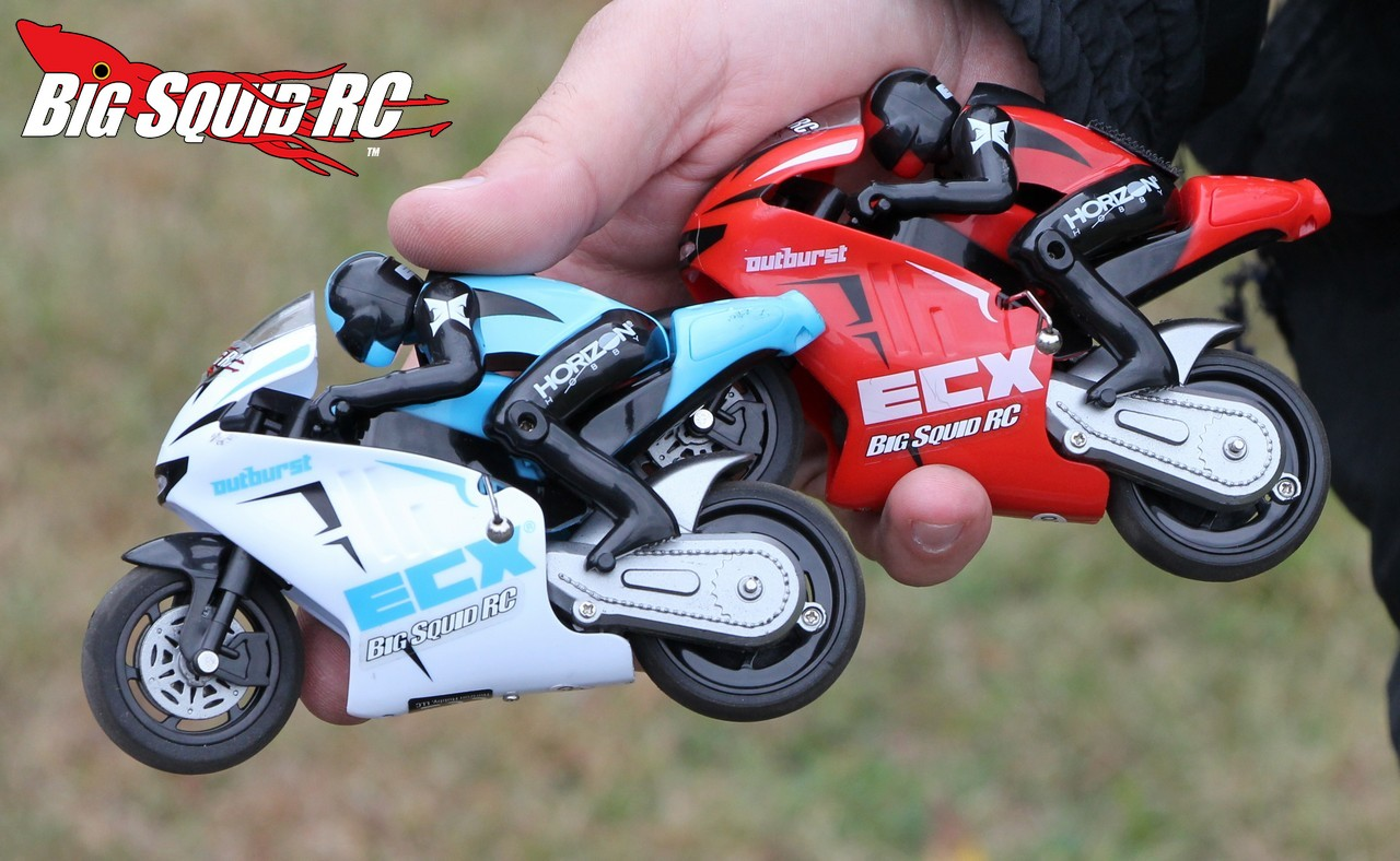 ecx outburst motorcycle review big squid rc rc car and truck news reviews videos and more. Black Bedroom Furniture Sets. Home Design Ideas