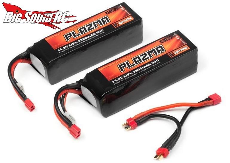 HPI Baja Power Pack Set Batteries