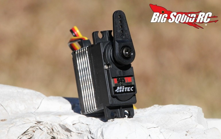 Hitec D945TW Servo Review
