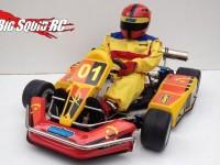Oskart RC 1/2 Scale Go Kart