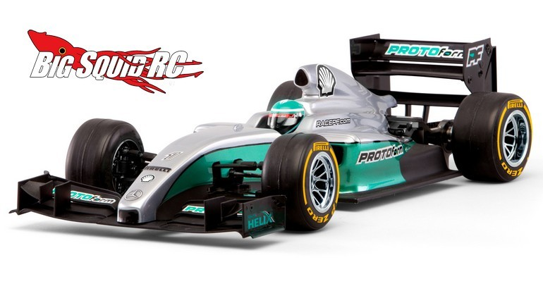 PROTOform F1-Fifteen Clear Body
