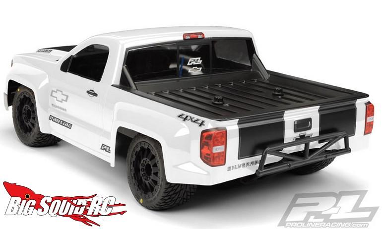 Pro-Line Chevy Silverado Pro-Touring Clear Body « Big ...