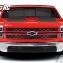 Pro-Line Chevy Silverado Pro-Touring Clear Body 3
