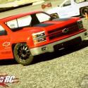 Pro-Line Chevy Silverado Pro-Touring Clear Body 4