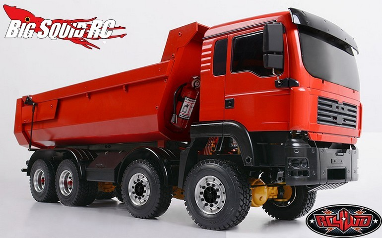 RC4WD 1/14th Armageddon Dump Truck