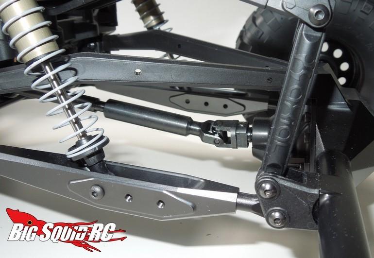 SSD Steel Driveshaft Axial Yeti
