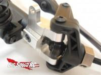STRC Aluminum Upgrades Vaterra Ascender