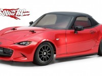 Tamiya Mazda Roadster MX-5