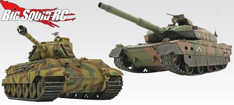 VS Tanks 24th Scale