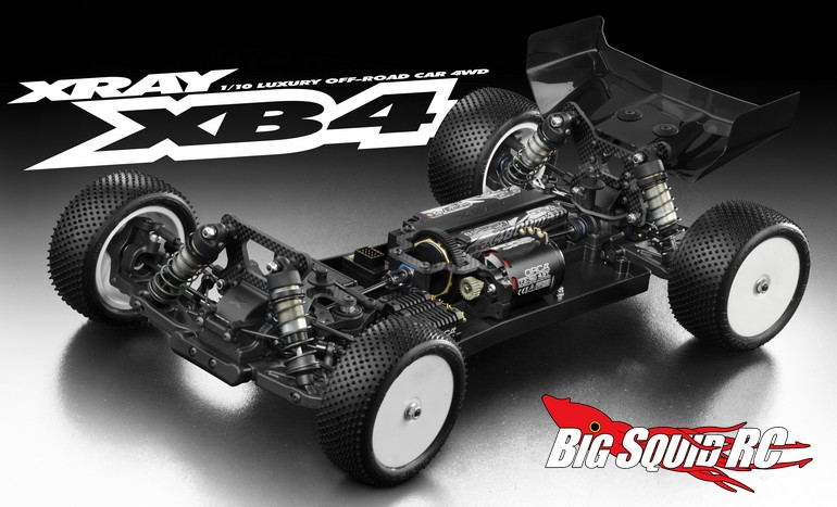 2016 Xray Xb4 Buggy 171 Big Squid Rc Rc Car And Truck News