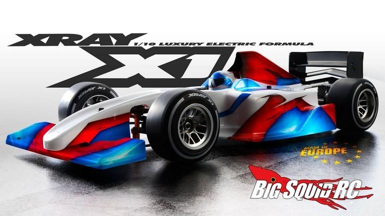 2016 XRay X1