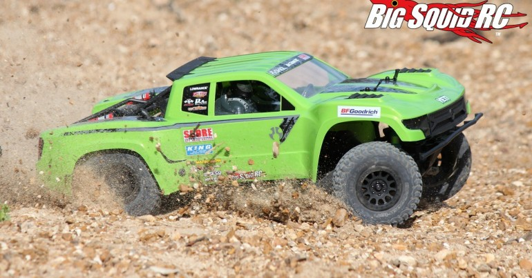 Axial Yeti Trophy Truck Review