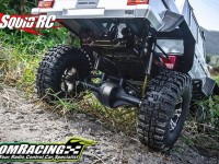 Boom Racing PHAT Steel Axle Housings