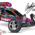 Courtney Force Edition Bandit
