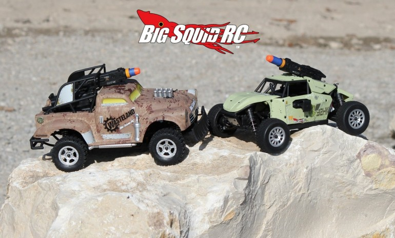 Dromida Wasteland Buggy Truck Review