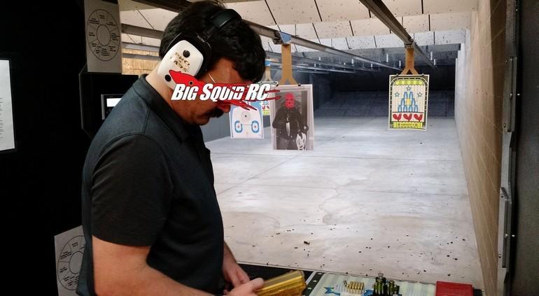 Gun Range Cubby