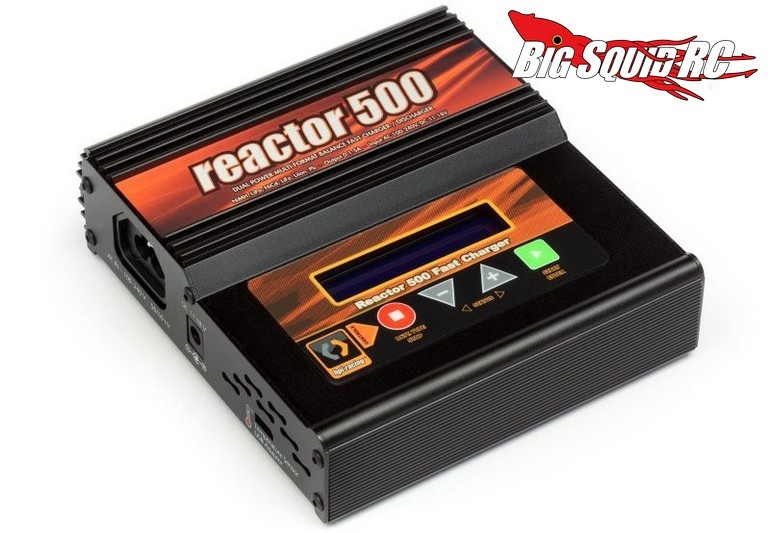 HPI REACTOR 500 CHARGER