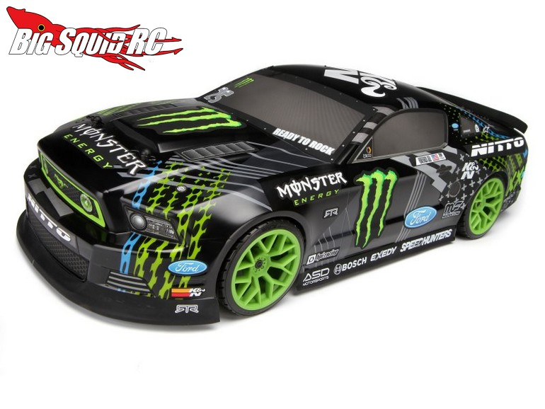 Hpi Racing 2014 Ford Mustang Rtr Body 171 Big Squid Rc Rc