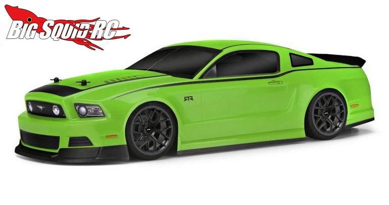 HPI Racing 2014 FORD MUSTANG RTR BODY
