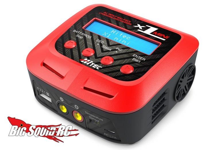 Hitec X1 Mini Battery Charger