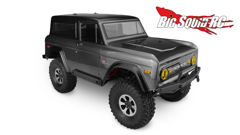 JConcepts 1974 Ford Bronco Body