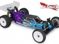 JConcepts S2 Body Lay Down Tranny B5M