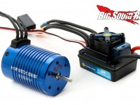 Kinexsis Brushless Motor ESC Combo