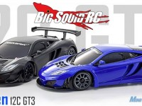 Kyosho McLaren Mini-Z
