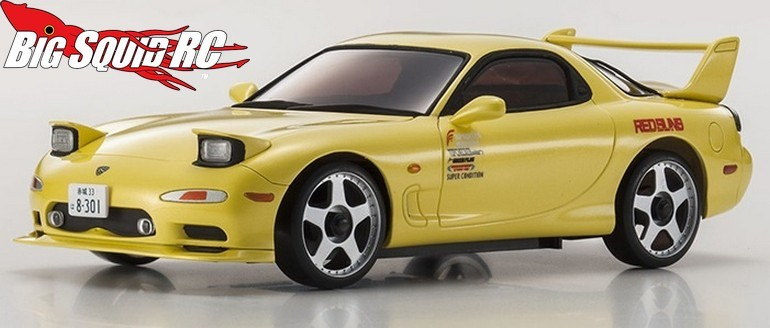 Kyosho INITIAL-D MAZDA RX-7 FD3S
