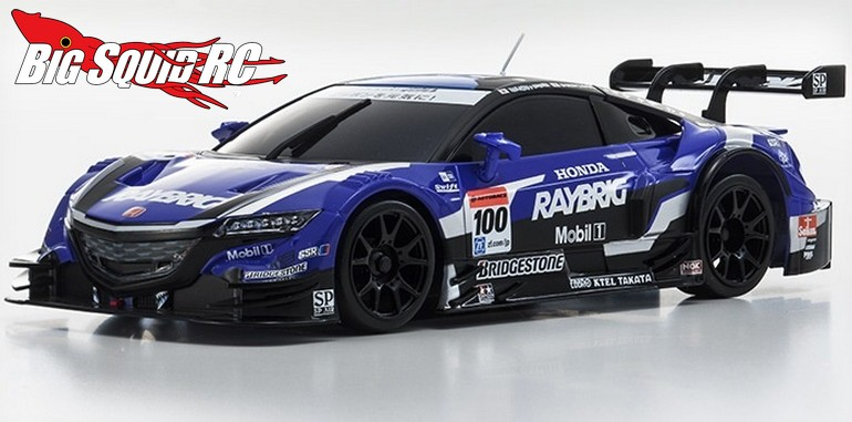 Kyosho Raybrig Nsx Concept Gt Big Squid Rc Rc Car And Truck News