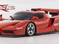 "Kyosho Mini-Z Enzo Ferrari ""GT Concept"" Red"