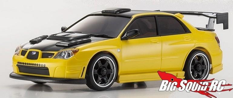 Kyosho Subaru Impreza WRX Mini-Z