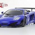 MR-03S McLaren 12C GT3 2013 Blue Metallic RS 2