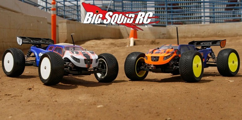 Maifield Phney Losi Mini 8IGHT-T Truggy