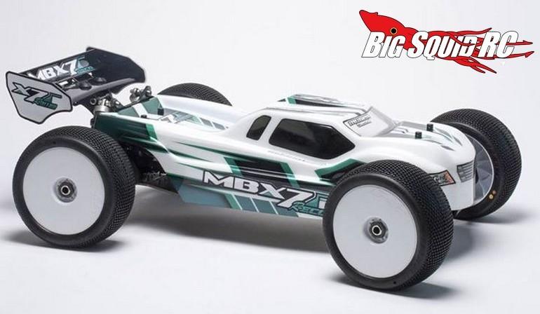 Mugen MBX7TR Eco Truggy