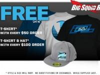 Free Pro-Line Shirt Hat