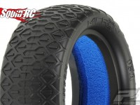 "Pro-Line Micron 2.2"" Front Buggy Tires"
