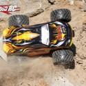 Revell Modzilla Monster Truck Review 16