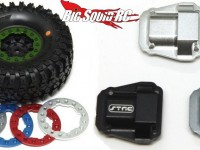 ST Racing Concepts Vaterra Ascender Diff Cover Proline beadlock Rings