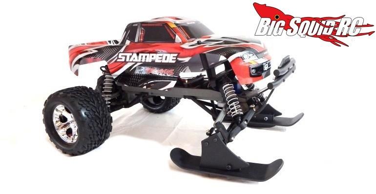 T-Bone Racing TBR Snow Skis Traxxas
