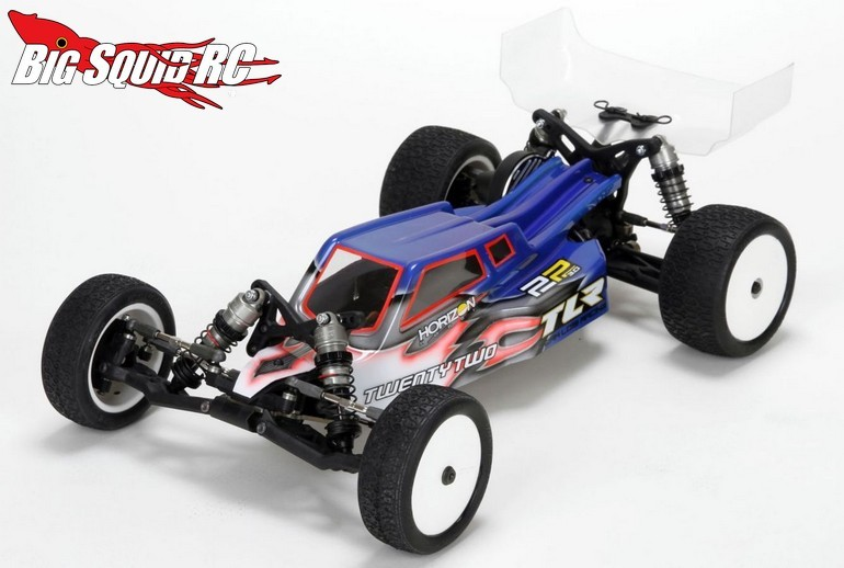 TLR 22 3.0 MM 2WD Buggy