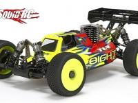 TLR 8IGHT 4.0 Race Kit