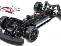 Tamiya FF-04 EVO Chassis Kit Black Edition
