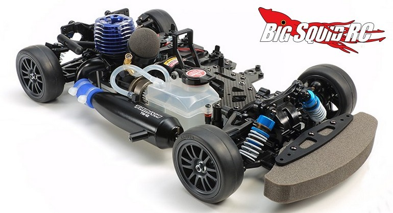 Tamiya TG10-Mk.2FZ Racing Chassis Kit
