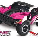 Traxxas Pink Edition Slash