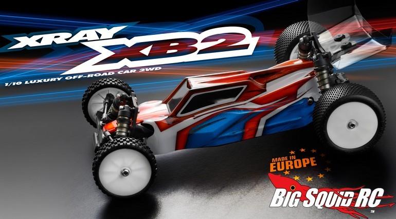 XRay XB2 2wd Buggy