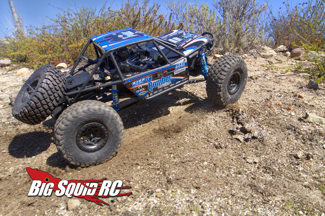 Axial R C : Axial racing rr bomber th scale rtr « big squid rc