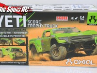 axial yeti trophy truck