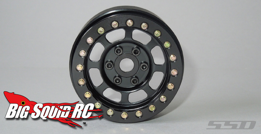 Ssd 1 9 Steel Beadlock Wheels 171 Big Squid Rc Rc Car And