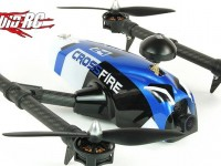 Ares Crossfire Racing Quad